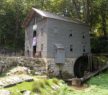 Beck's Mill Historic Gristmill